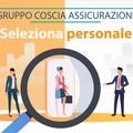 Il Gruppo Coscia Assicurazioni seleziona personale