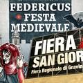 Federicus e Fiera, cartellone condiviso
