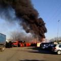 Incendio in via Corato, i Carabinieri indagano