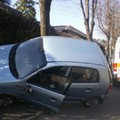 Incidente ad Altamura in Via Mura Megalitiche