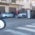 Brutto incidente su via Santeramo