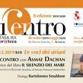 """Ad Atamura seconda edizione di """"Epicentro"""": rassegna organizzata dall'associazione Spiragli"""