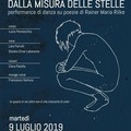 Performance di danza sulle poesie di Rainer Marie Rilke presso Masseria Jesce
