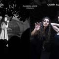 """Teatro in Masseria Jesce con il progetto  """"Corpi al vento """" di Antonella Ruggiero e Ilaria Gelmi"""