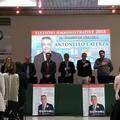 Antonello Laterza si presenta alla città