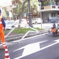 Manutenzione strade esterne