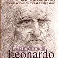 """""""Le macchine di Leonardo"""" all'ex monastero Santa Croce"""