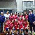 Le atlete della leonessa Volley conquistano il titolo regionale
