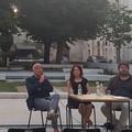 """Presentato il libro  """"Ti mangio il cuore """" di Carlo Bonini e Giuliano Foschini"""