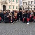 Gli studenti del Liceo Cagnazzi ospiti in Parlamento