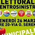 Concerto di chiusura della campagna elettorale del Centrosinistra