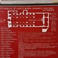 Una mappa tattile della Cattedrale per ciechi e ipovedenti