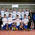 La Marino Volley promossa in 1^ Divisione