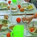 Inizia il servizio della mensa scolastica