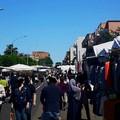Mercato settimanale, dimezzato il numero degli ambulanti del sabato