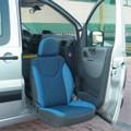 Bella notizia di Natale, ritrovata l'auto per trasporto di due persone disabili