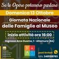 """""""Famiglie al Museo """", il Mudima... fa parlare le opere. Speciale iniziativa per i bambini"""