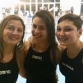 Nuoto, buoni risultati per l'Empire Sport Center