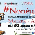 Festival di teatro per ragazzi ad Altamura e Matera dal 30 agosto all'1 settembre
