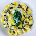 """Ricetta Salata """"Orecchietta d'Autunno"""", dalla terra alla cucina con innovazione"""