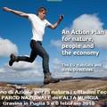 Parco Alta Murgia, Piano di azione per la natura, i cittadini e l'economia