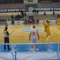 Libertas Basket Altamura: regalo di Natale al Bisceglie