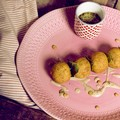 """Ricetta Salata """"Polpette di Lenticchia e Pane di Altamura"""