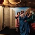 """Buona la prima per i  """"quadri viventi """" del Presepe vivente di Fortis Murgia"""