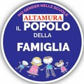 """Ad Altamura costituito il circolo del  """"Popolo della famiglia """""""