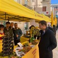 Giornata nazionale del ringraziamento, la Coldiretti in piazza