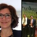 A Nuova Delhi premiata Angela Dibenedetto