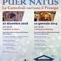"""""""Puer Natus """" racconta il presepe della Cattedrale"""