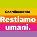 Coordinamento Restiamo umani, presidio di solidarietà con Mimmo Lucano (ex sindaco di Riace)