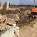 Altre aree extraurbane ripulite dai rifiuti