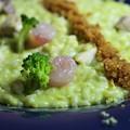 """Ricetta Salata  """"L'orto e il mare """""""