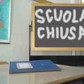 Da venerdì scuole chiuse in Puglia, fino al 24 novembre