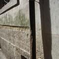 Danni ad una parete di un condominio per incuria di operatori ecologici