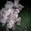 Addestramento militare nel poligono dell'Alta Murgia