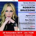 Ad Altamura la criminologa Roberta Bruzzone, incontro della Fidapa il 20 settembre