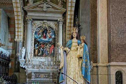 Madonna del Buoncammino in Cattedrale