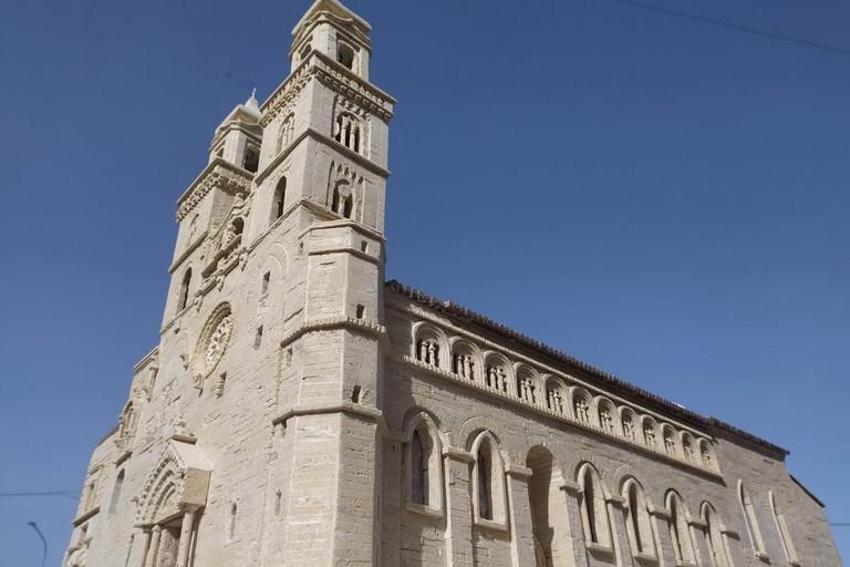 Una Cattedrale tutta in mattoncini