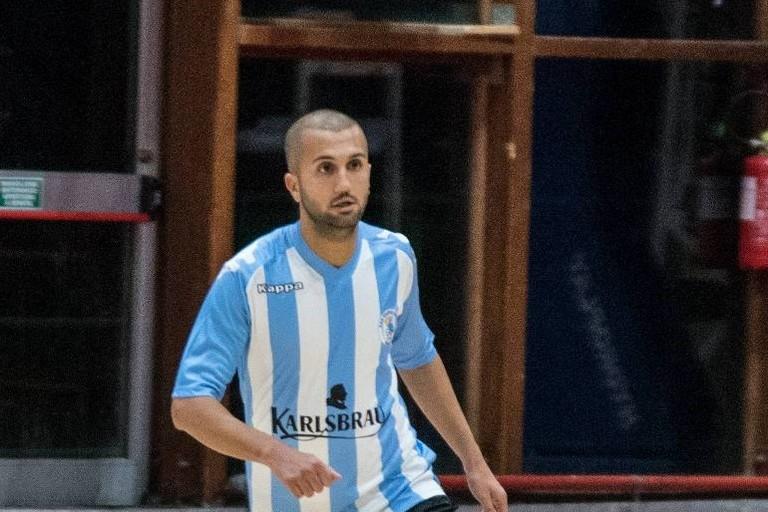 Francesco Lorusso nella Iesi Futsal Altamura