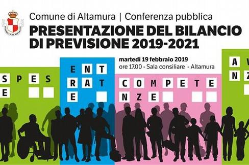 Conferenza sul bilancio