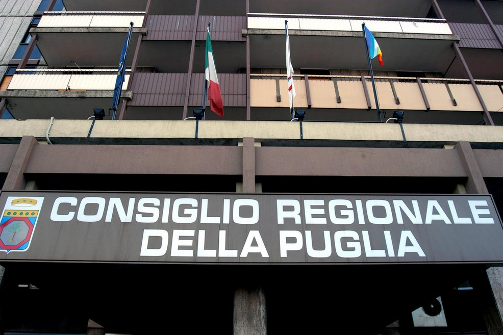 Consiglio Regione Puglia