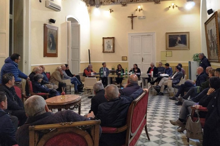 Consorzi di bonifica, incontro al Comune