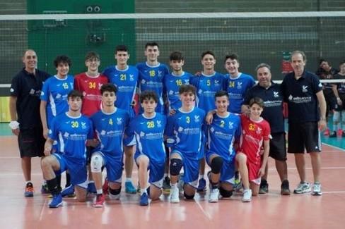 scuola e volley Altamura
