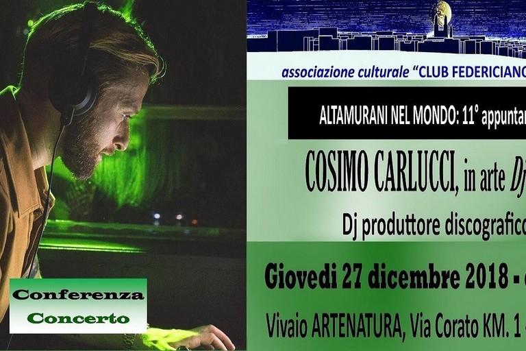 Locandina Club Federiciano
