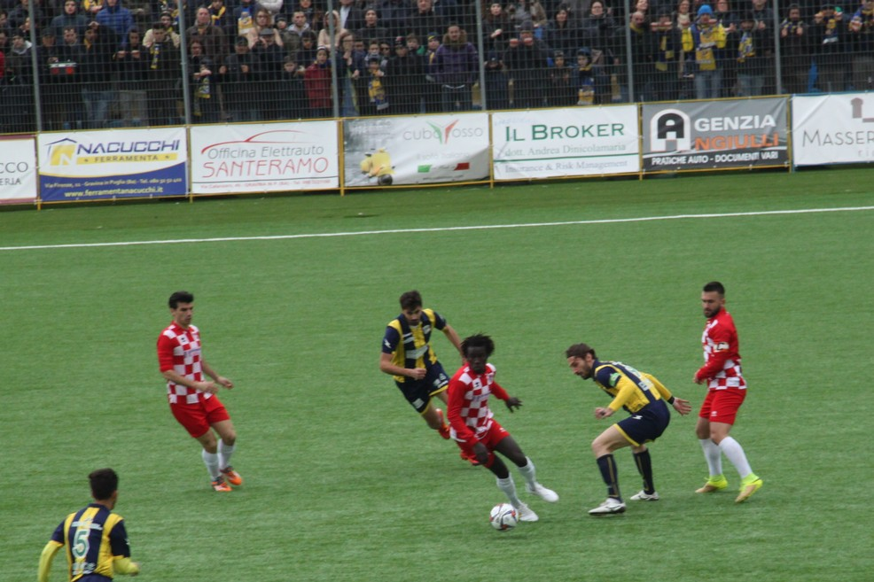FBC Gravina vs Team Altamura