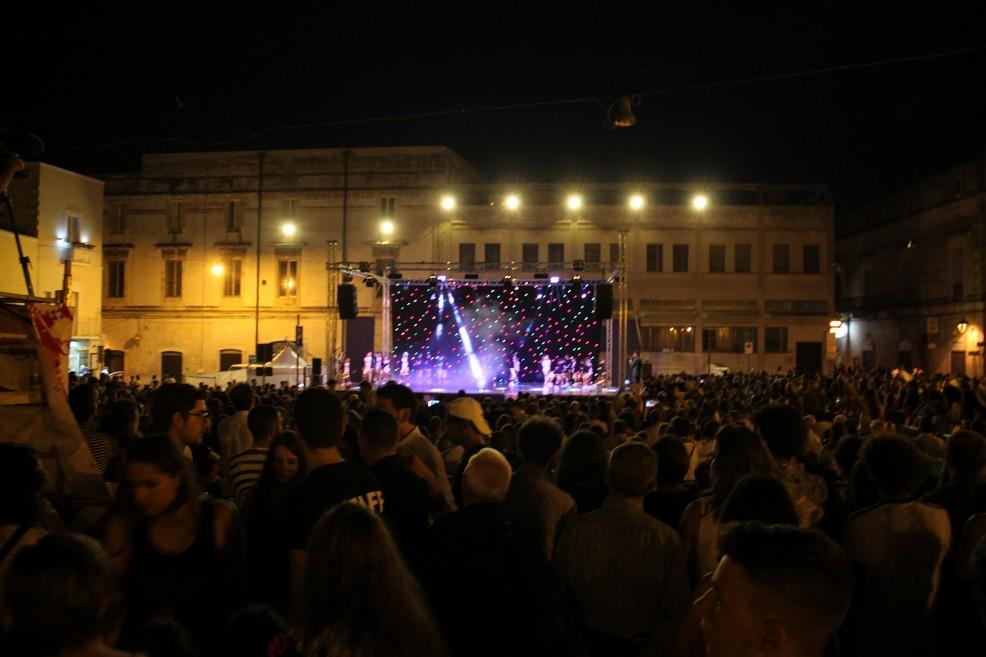 Musica in piazza Matteotti