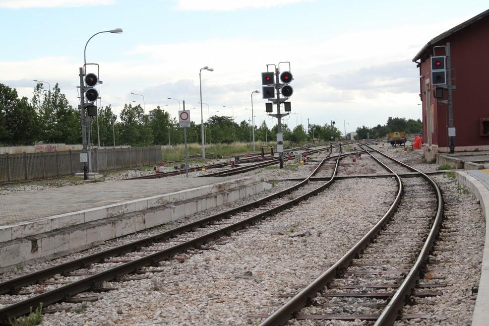 Stazione Ferroviaria Altamura